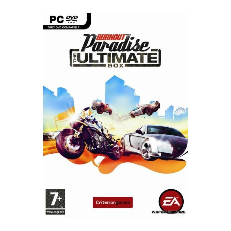 Отзыв на игру Burnout Paradise: Ultimate Box (PC)