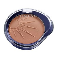 Отзыв на Lumene Touch of Radiance Matte Powder Foundation