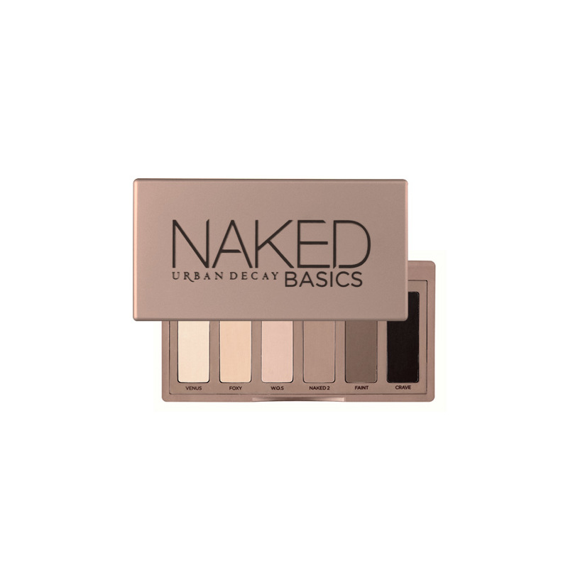 Отзыв на тени urban decay naked 2 basics
