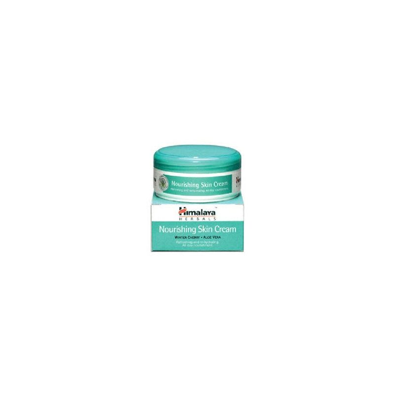 Отзыв на Крем для лица Himalaya Nourishing skin winter cherry and aloe vera