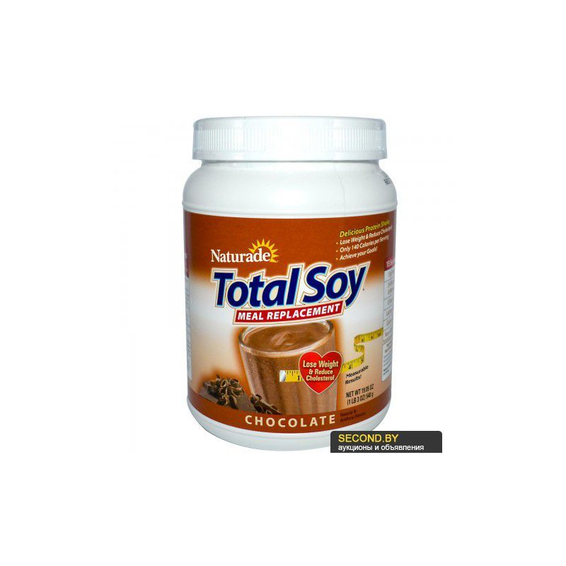 Отзыв на  Коктейль Naturade Total Soy, Meal Replacement, Chocolate