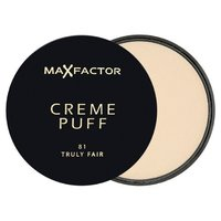 Review max factor creme puff b
