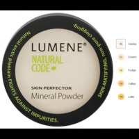 Отзыв на Пудра Lumene Mineral Powder
