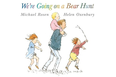 Main re going on a bear hunt book cover