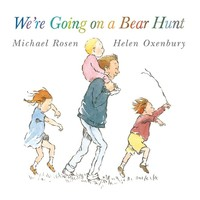 Review re going on a bear hunt book cover