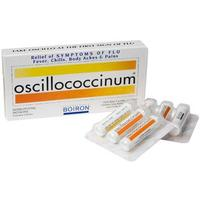 Review ocilococcinum work