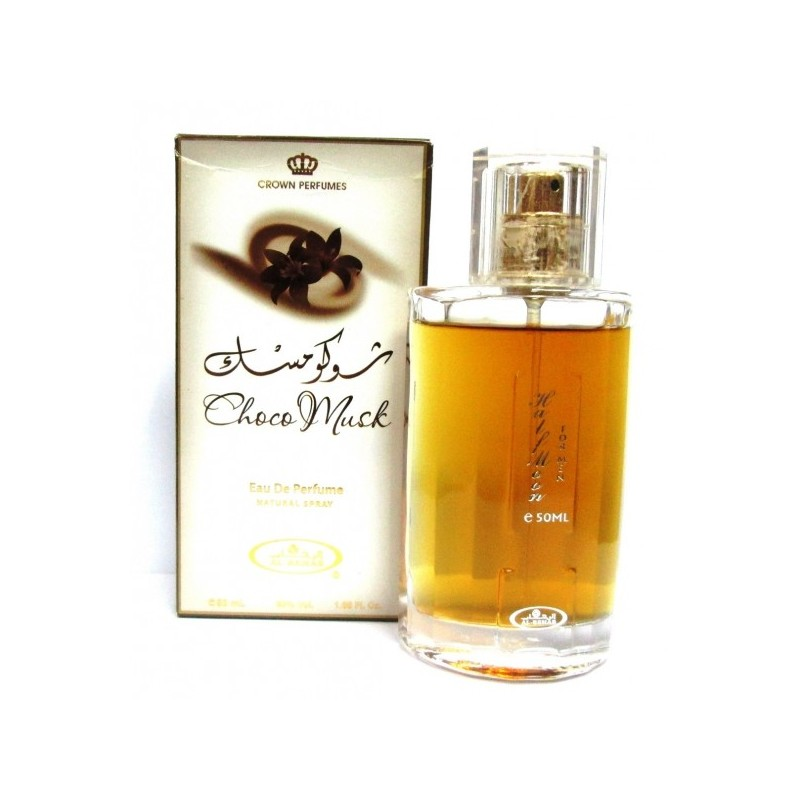 Отзыв на Al Rehab EDP natural spray Choco Musk
