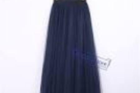 Отзыв на Юбка AliExpress 100cm Muslim Long Skirts New Fashion 2015 Spring Summer Tutu Skirt Ball Gown 3-layers Shir Mesh Pleated Women Tutu Skirt 141222