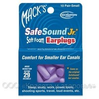 Отзыв на Беруши Mack's Safesound Soft Foam Earplugs