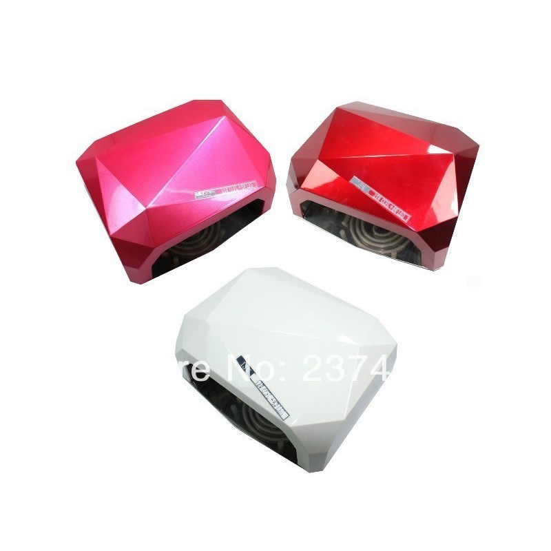 Отзыв на  LED лампа для полимеризации гель-лака Aliexpress LED Nail Dryer Gel Curing UV Lamp TP36