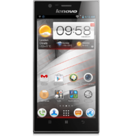 Review lenovo smartphone ideaphone k900 front side