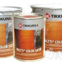 Отзыв на Tikkurila VALTTI COLOR SATIN (Валтти колор сатин)