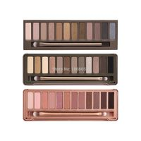 Отзыв на  Палетка теней Aliexpress Naked 4 Eyeshadow Palette 24 Colors Eye Shadow Makeup Set