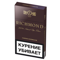 Review richmond kofe slim