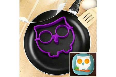 Main free shipping silicone egg mold tool breakfast funny cooking tools fried egg mold pancake egg ring