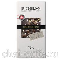 Отзыв на Шоколад Bucheron Coffee+Sicilian Orange