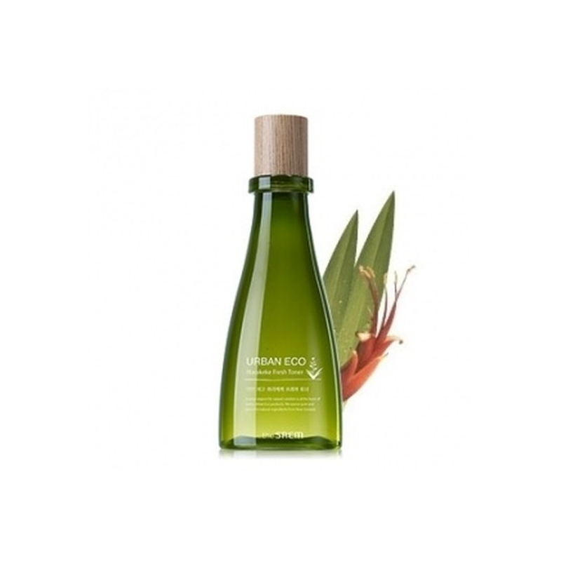 Отзыв на Тоник The Saem Urban Eco Harakeke Toner