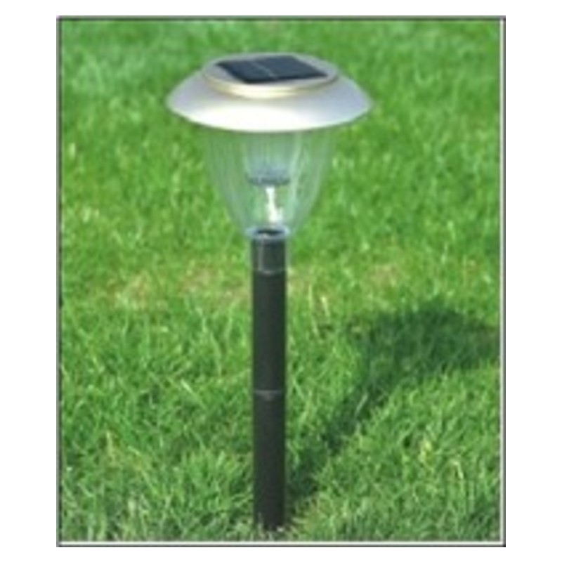 Уличный фонарь с солнечной батареей своими руками