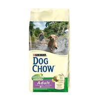 Review dog chow adult