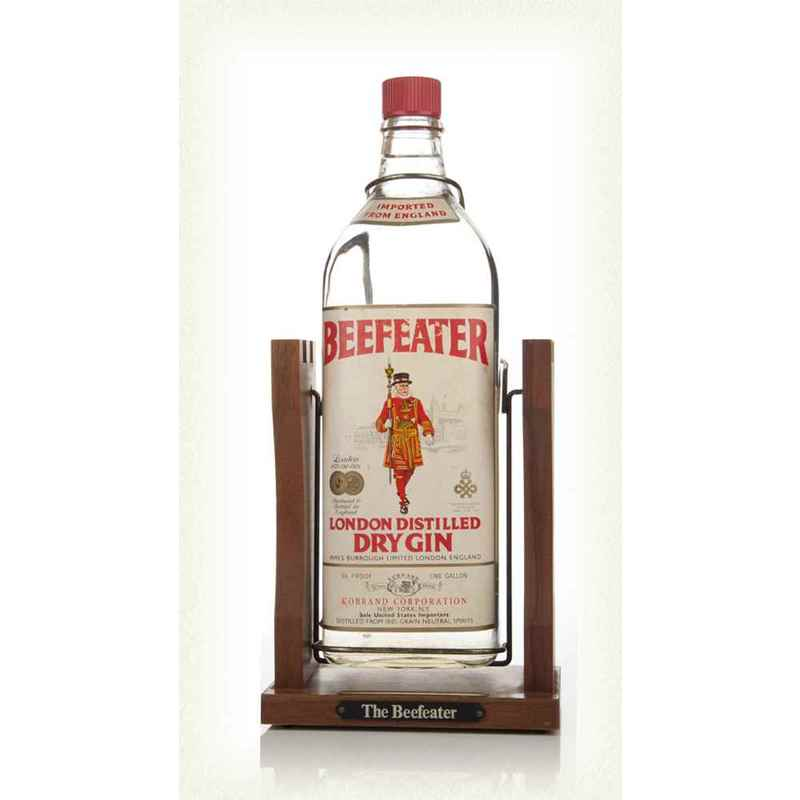 Отзыв на Джин Beefeater London Distilled Dry Gin