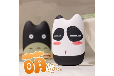 Main mobile power bank 10400mah cartoon portable charger external battery 10400 mah mobile phone charger backup powers