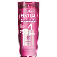 Отзыв на Шампунь L'Oreal Elseve Nutry-gloss luminizer