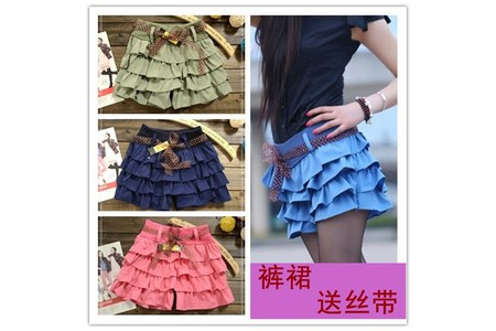 Main women s fashion skirts for women candy color pants shorts skirts summer fashion skirt female women