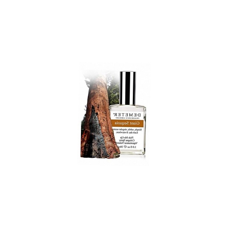 Отзыв на Demeter Fragrance Library Giant Sequoia Гигантская секвойя