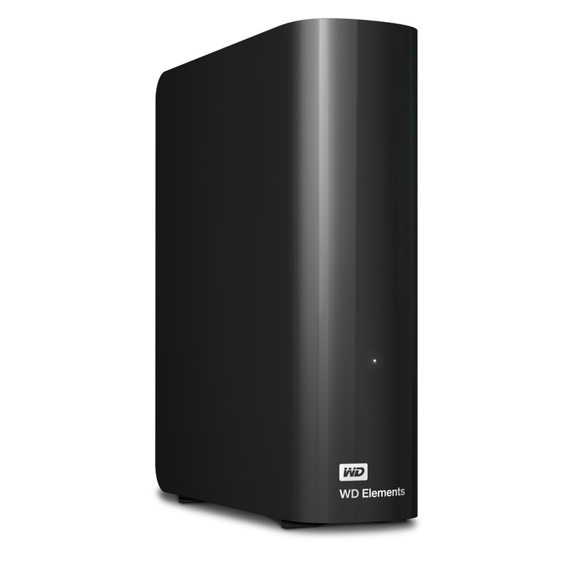 Отзыв на Внешний HDD Western Digital WD Elements
