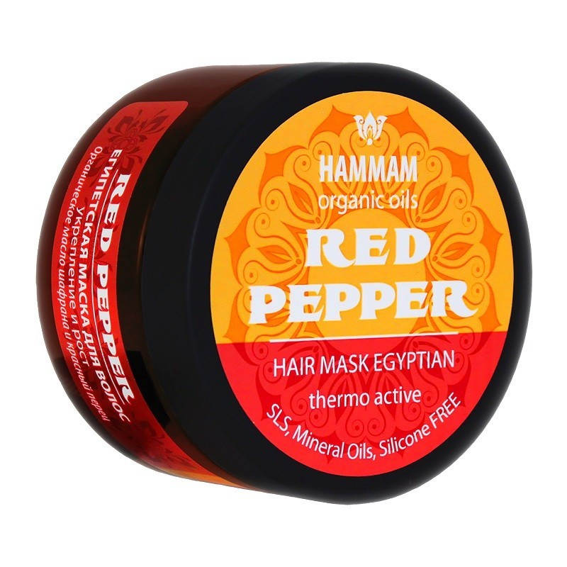 Маска для волос hammam organic oils