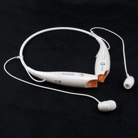 Отзыв на Наушники Aliexpress Беспроводная гарнитура - HV-800 Wireless Bluetooth Stereo Headset Neckband Style Call Headphone with MIC