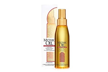 Main loreal professionnel mythic oil colour glow oil