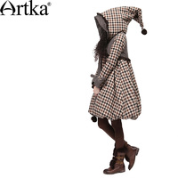 Отзыв на Artka Women's Lolita Style Long Coat