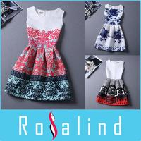 Отзыв на Платье летнее AliExpress Rosalind 2015 Women Summer Style Dress Vintage Sexy Party vestidos Plus Size Female Boho Desigual Clothing Bodycon