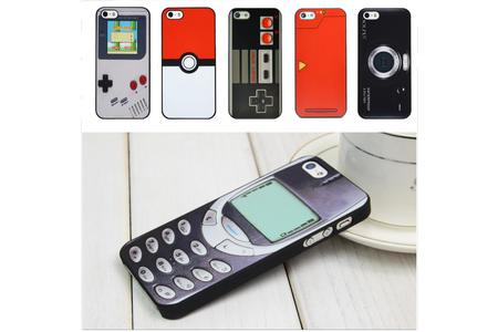 Main for iphone case old style 3310 funny gameboy videotape camera case cover 4 4s 5 5s