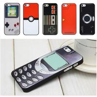 Отзыв на Чехол накладка на телефон Aliexpress For iPhone Case Old Style 3310 Funny Gameboy Videotape Camera Case Cover 4 4S 5 5S