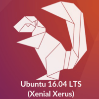 Review ubuntu 16.04 logo