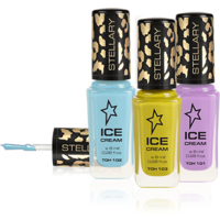 Review nail ice cream all