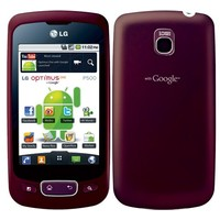 Отзыв на телефон LG P500 Optimus One