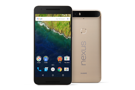 Main nexus 6p gold render