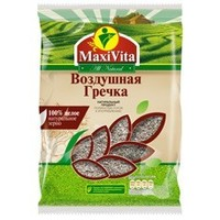 Review maxivita puffing buckwheat small