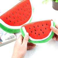 Review women girl watermelon zipper purse keyring