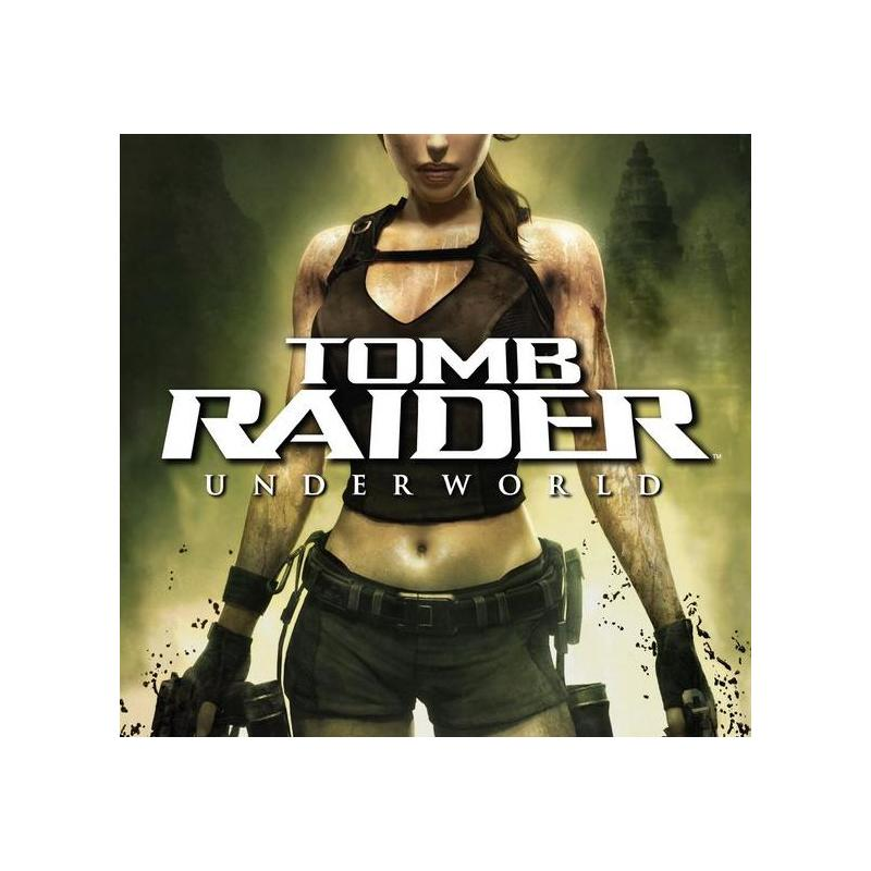 Отзыв на Tomb Raider: Underworld