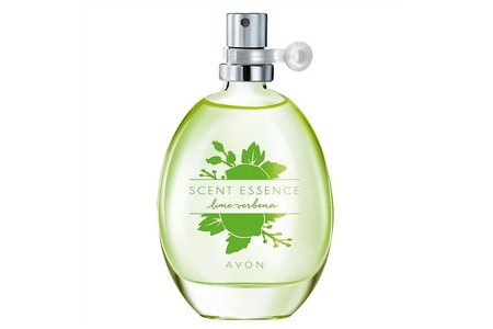 Main avon scent essence lime verbena