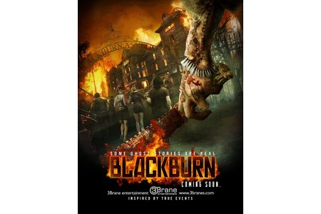 Main trailer blackburn poster