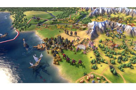 Main civilization vi