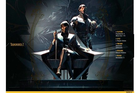 Main dishonored 2 dishonored                  3074613