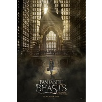 Review fantastic beasts and where to find them   2016