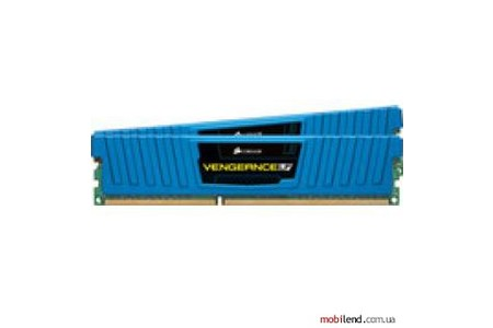 Main corsair vengeance blue 2x4gb ddr3 pc3 15000 kit cml8gx3m2a1866c9b