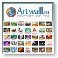 Review partnerka servisa artwall logo